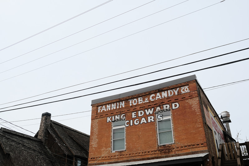 fannin tobacco and candy company - king edward cigars