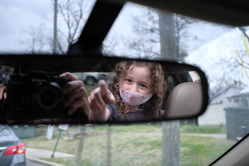 rearview mirror - willow
