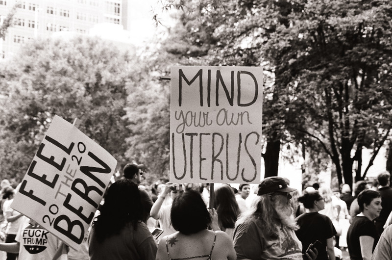 March for Reproductive Freedom