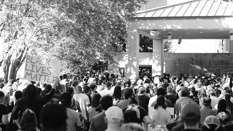 Rally for Justice and Peace - Kelly Ingram Park - Birmingham AL - 31 May 2020
