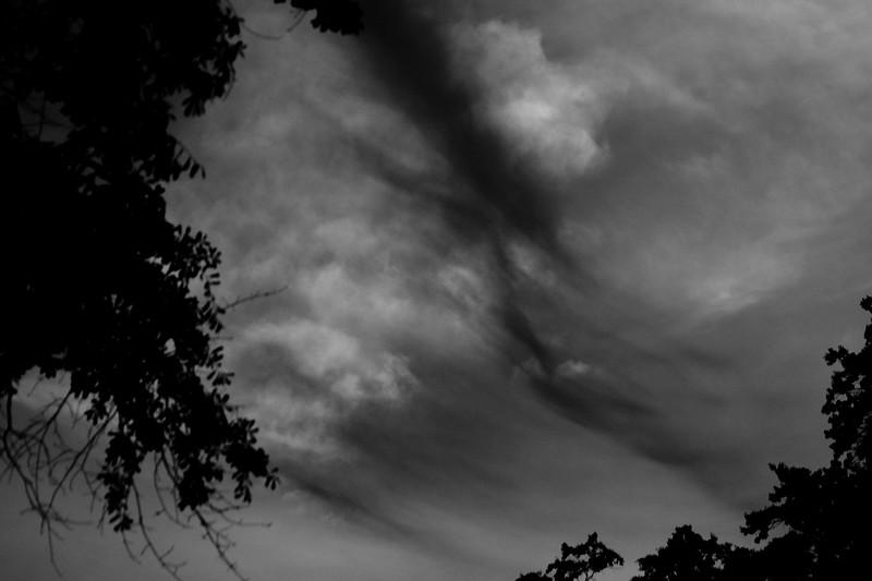 cloud slowly