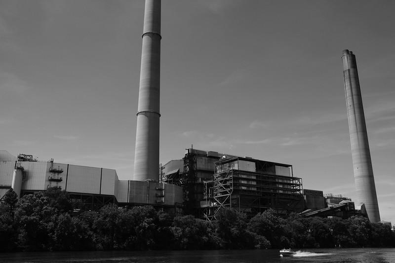 alabama power gaston plant on lay lake