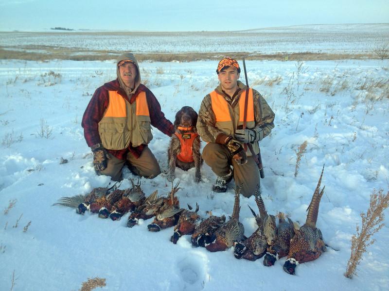 January Hunting.