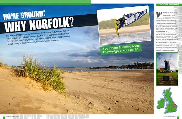 Home Ground Norfolk