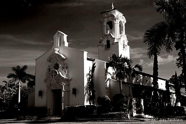 Coral Gables Congregational Church<br /> Coral Gables