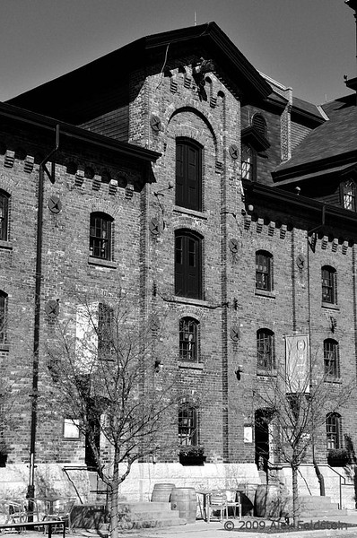 Distillery district<br /> Toronto