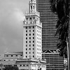 Freedom tower. Miami