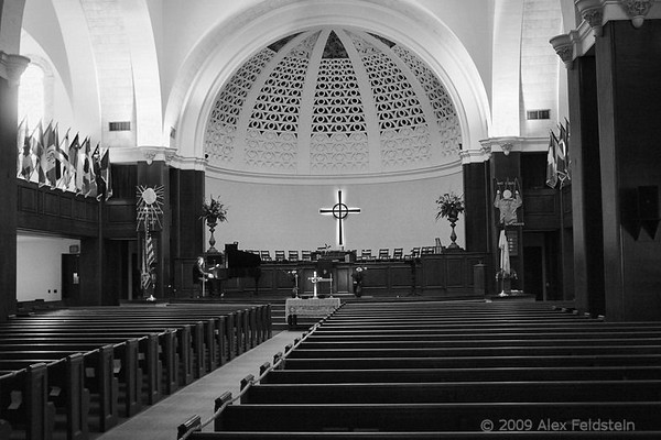 First Presbyterian on Brickell Ave.<br /> Miami