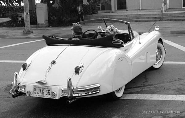 '56 Jag