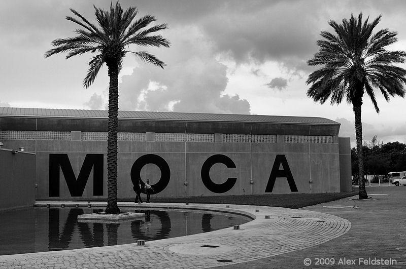 Museum of of Contemporary Art - North Miami