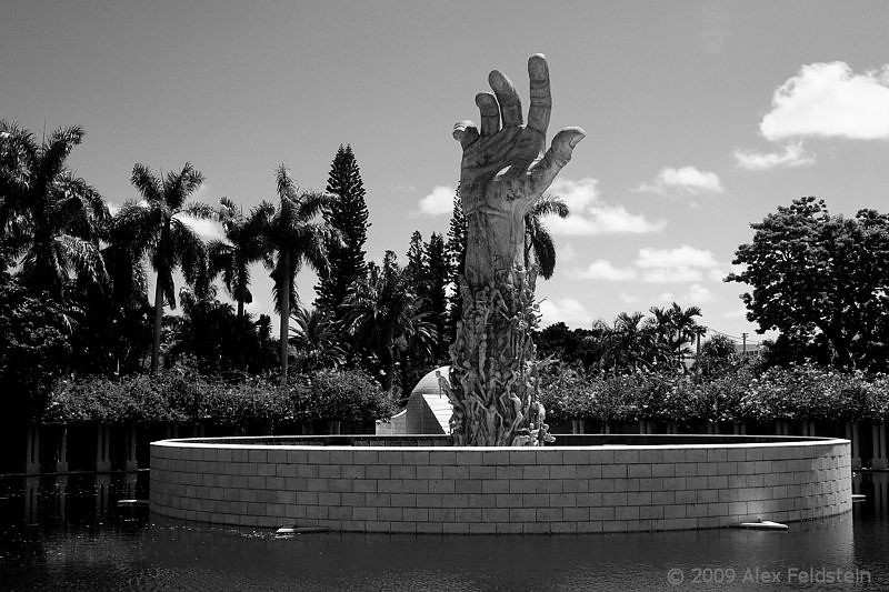 Miami Beach Holocaust Memorial