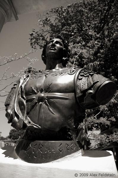 Alexander the Great, Greek Town, Toronto