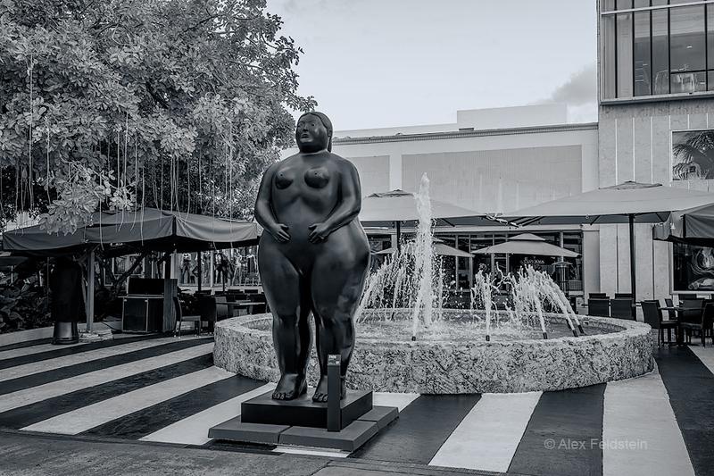 Botero on Lincoln Rd. - Miami Beach