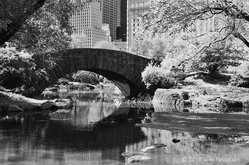 Gapstow bridge - Central Park<br /> New York