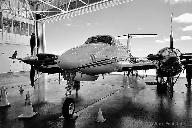 Beech King Air<br /> Opa-Locka, Florida
