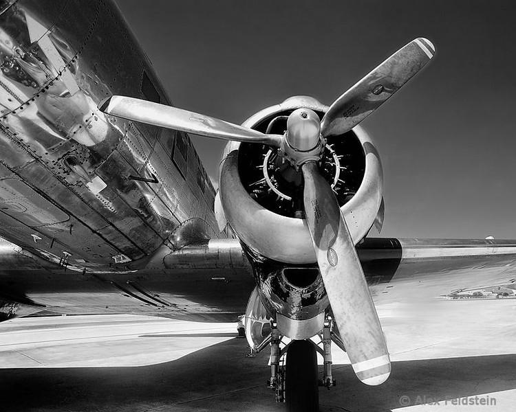 Douglas C-117D (DC-3S)<br /> Opa-Locka, Florida