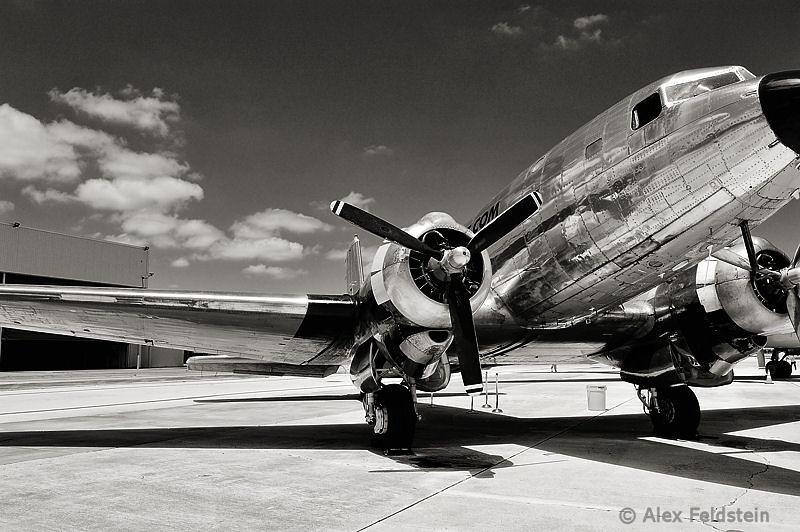 Douglas C-117D<br /> Opa-Locka, Florida