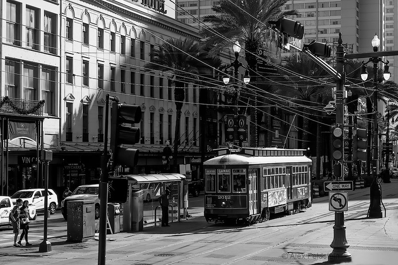 Canal St. - New Orleans