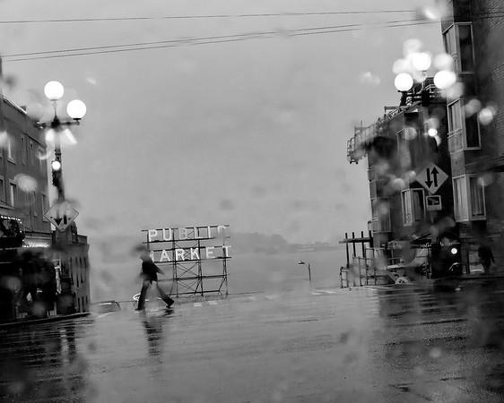 Seattle Rainy Afternoon