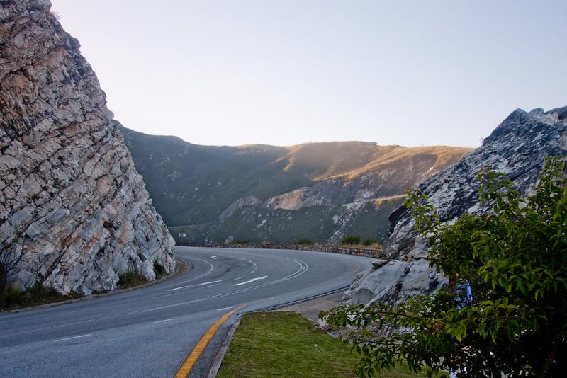 Road Round the Mountain