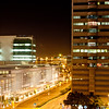 Night in Cape Town