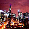 Chicago Night Lights