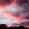 Magenta Clouds