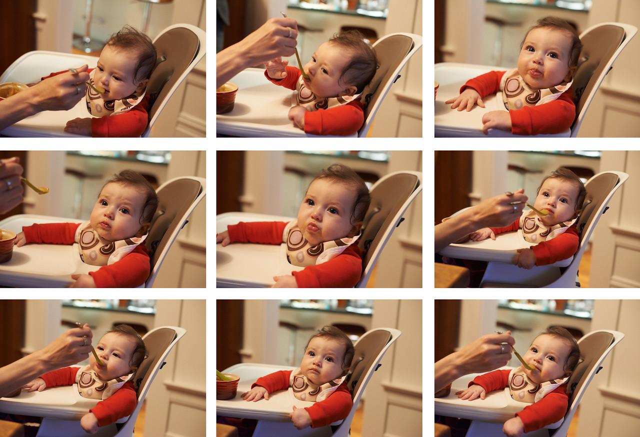 2013-12-30 Baby Genevieve - 1