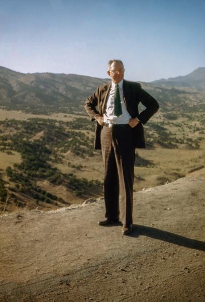 1951 (est) Colorado - Mr HF Baral