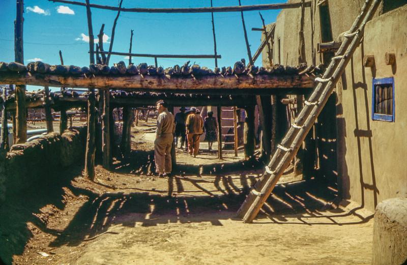 1953 (est) Taos Pueblo