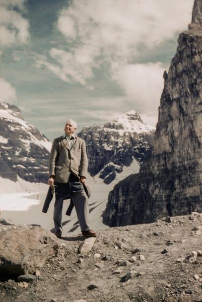 1958 HF Baral in Banff / Lake Louise (Alberta)