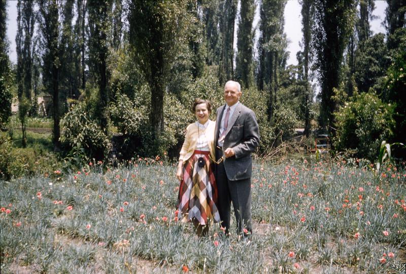 1958 HF and Mary Francis Baral