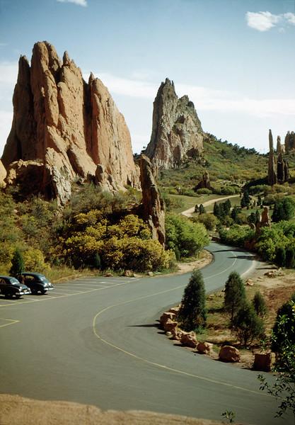 1952 (est) Garden of the Gods, Colorado Springs, CO