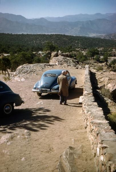1951 (est) - Mr Goodrich & Mr HF Baral - Colorado