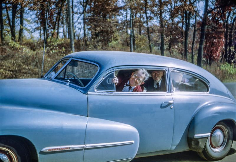 1952 Banff trip