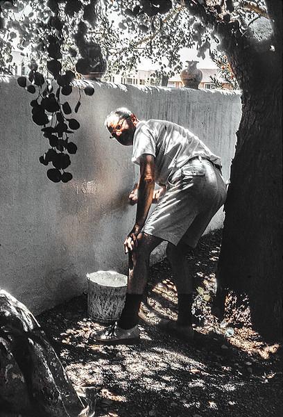 1961 July Mr HF Baral