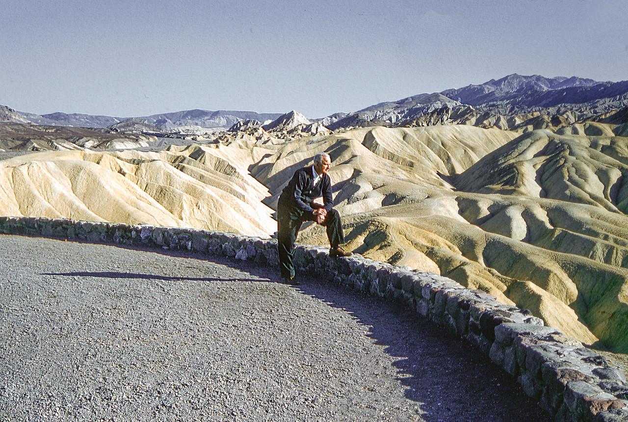 1962 Feb - Death Valley trip