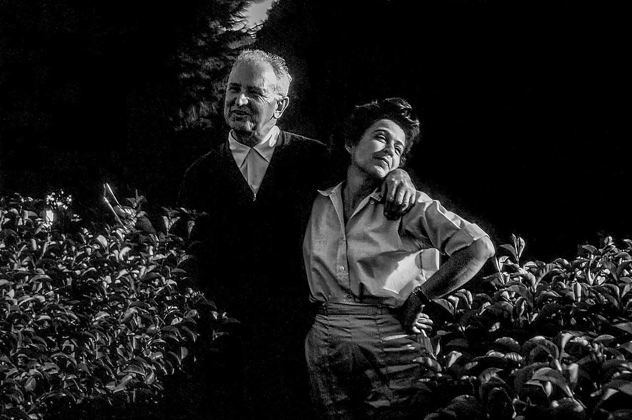 1961 July - Mr & Mrs HF Baral