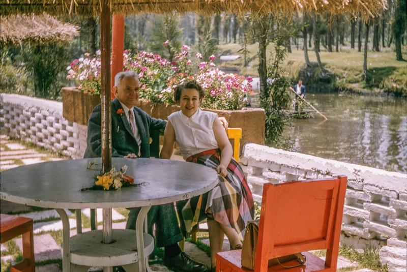 1958 Xochimilco (DF, Mexico)