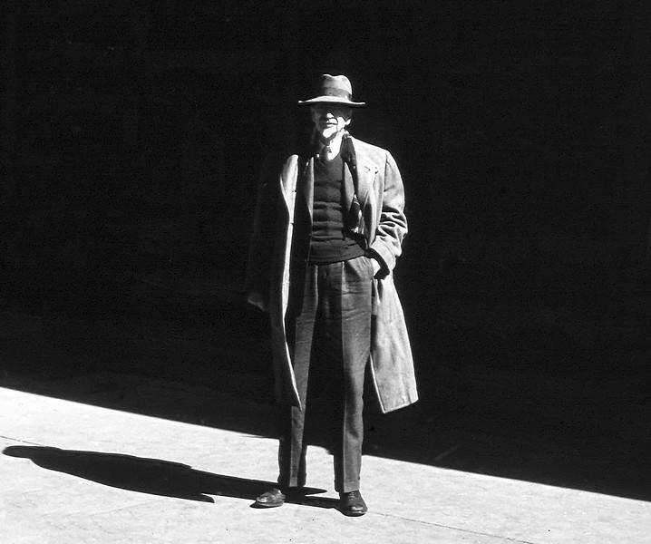 1953 (est) Mr Goodrich in Colorado