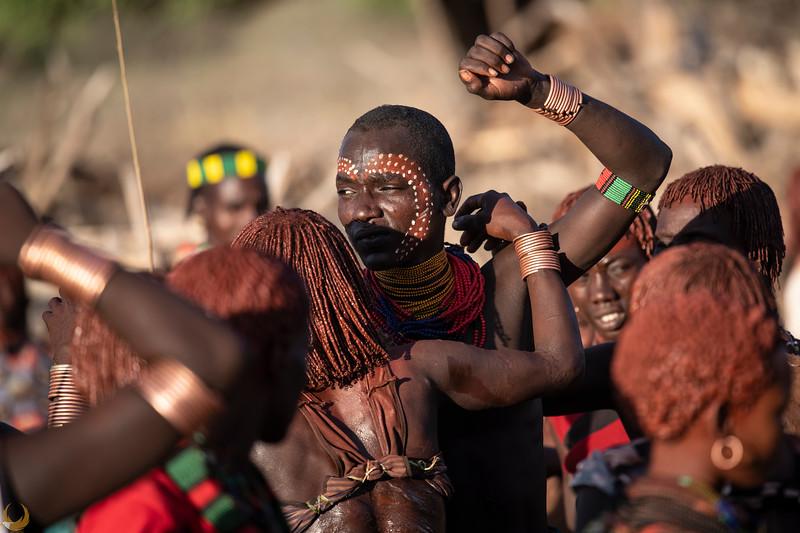 Hamer tribe Bull-Jumping