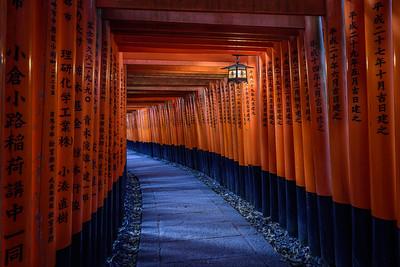 Endless Gates    Kyoto