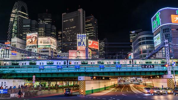 Shinjuku Never Sleeps || Tokyo