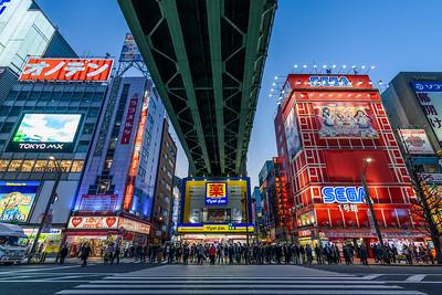 Under the Bridge || Akihabara
