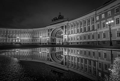 General Staff Building || Saint Petersburg