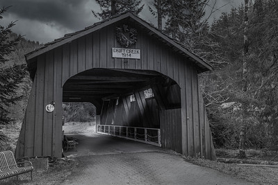 Covered Bridge light