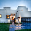 modern twilight, frankel home