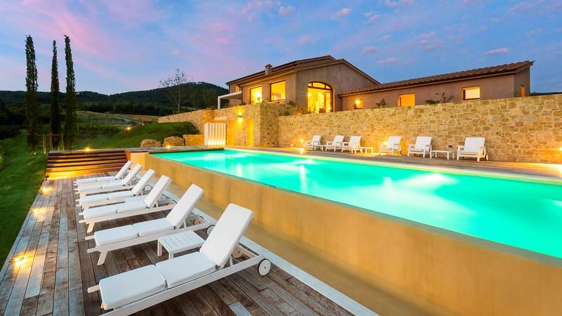 Monticelli; Sarteano, Tuscany, Italy