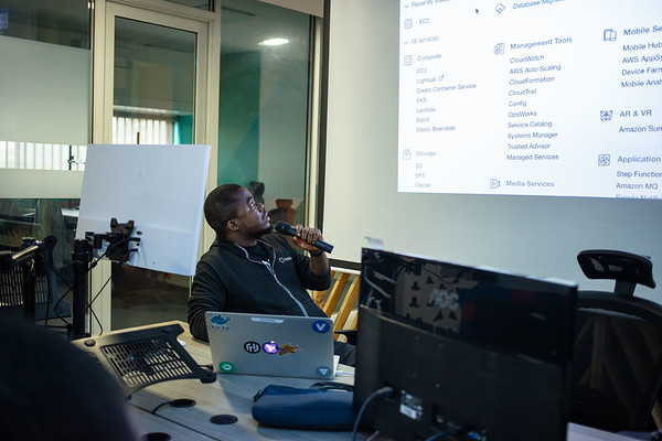 Andela Workshop - Temitayo Olufuwa