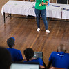 Roina Achieng talk at GDG Kabarak International Women's Day